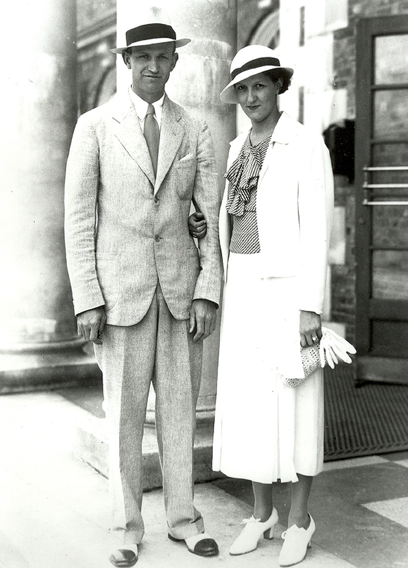 J. Willard and Alice S. Marriott